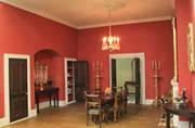 Georgian Dollshouse Dining room.