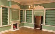 Georgian Dollshouse Library.